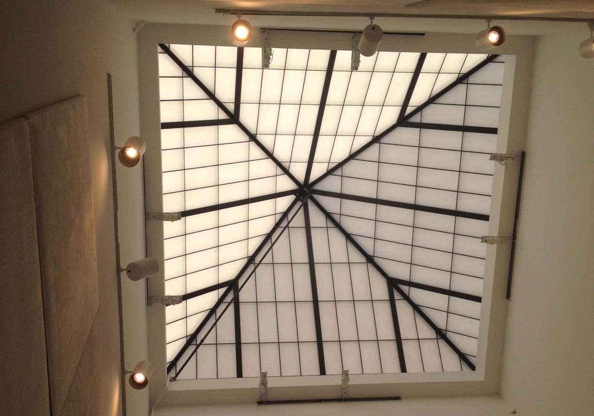 Miami Valley Hospital Chapel Skylight